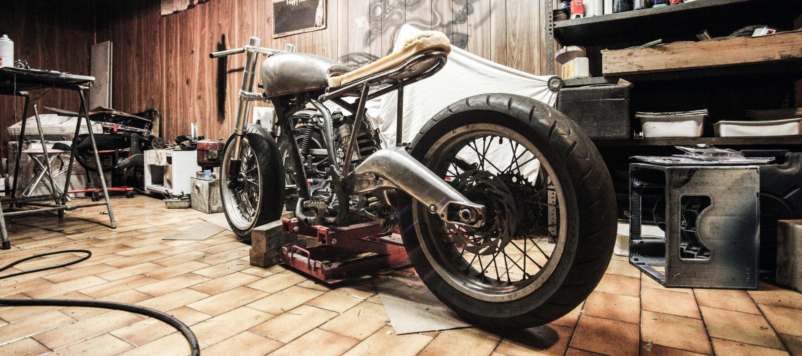 Motorcycle Shop Image